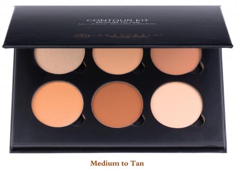 Anastasia Contour Kit- Powder- Medium to Tan 1