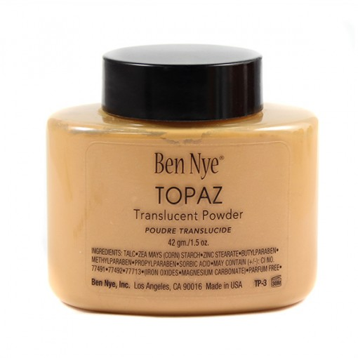 BEN NYE CLASSIC TRANSLUCENT FACE POWDER TOPAZ