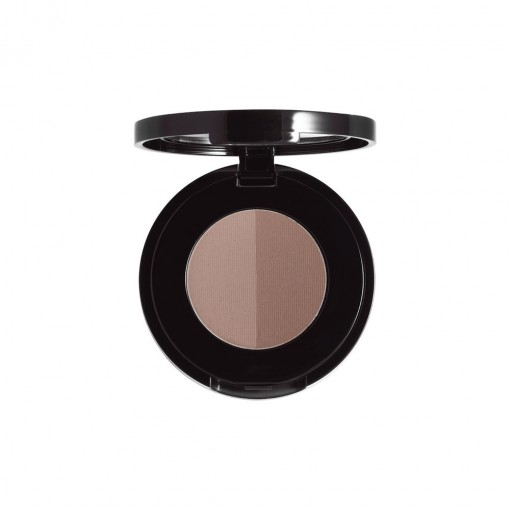 BROW POWDER DUO – MEDIUM BROWN