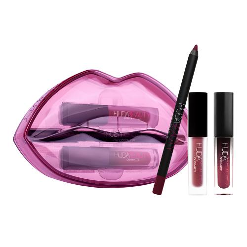 Matte & Cream Lip Set – Famous & Bawse